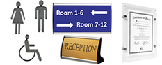 Door Sign chapter